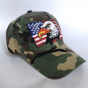 Other - Men's Baseball Cap Dad Hat Camouflage Adjustable